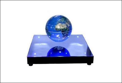 Fascinations Levitron Globe World Stage