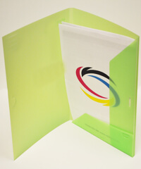 Polypropolene Ring Binders