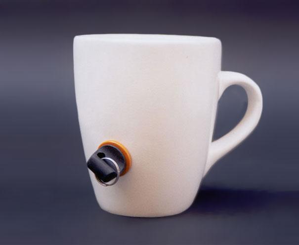 Locking Mug
